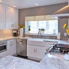 French Country - Farmhouse - Kitchen - Philadelphia - by Bluebell Kitchens
