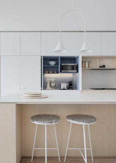 Contemporary Kitchen by NORTHBOURNE Architecture + Design