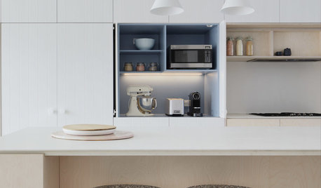12 Tactics for Creating More Kitchen Bench Space