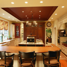 Kitchen by Dewson Construction Company