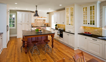 Period Inspired Kitchen Remodel: Wayne, PA