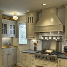 Craftsman Kitchen by Chris Donatelli Builders
