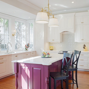 Perry Street Townhouse Kitchen