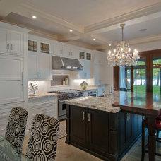 Traditional Kitchen by Design Classics LLC