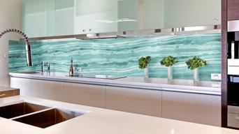 Personalised Kitchen Splashbacks