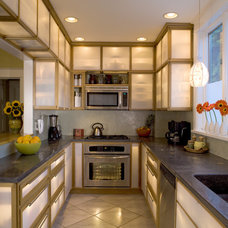 Contemporary Kitchen by Susan McDaniel