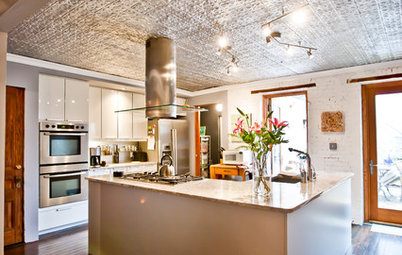 My Houzz: Artful Restoration for a Brooklyn Brownstone