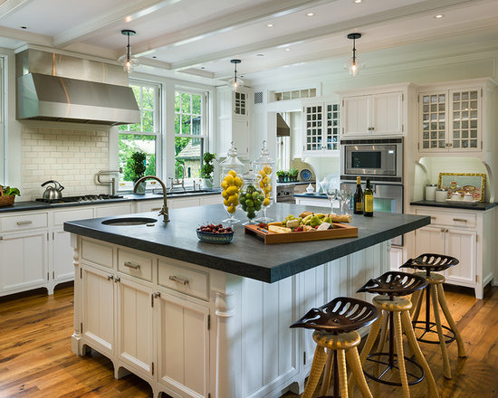 Kitchen Island Decorating | Houzz