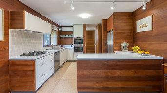 Pettit and Sevitt 1970's kitchen revisited