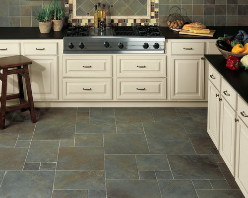 Slate Kitchen Floors | Houzz