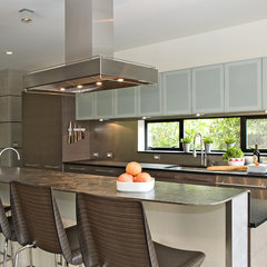 modern kitchen by PLACE, hl johnston architect ltd