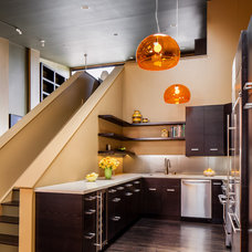 Contemporary Kitchen by Christopher Stark Photography