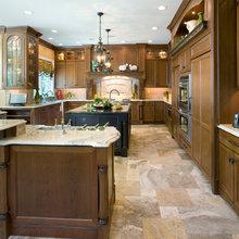 Kitchen Flooring.