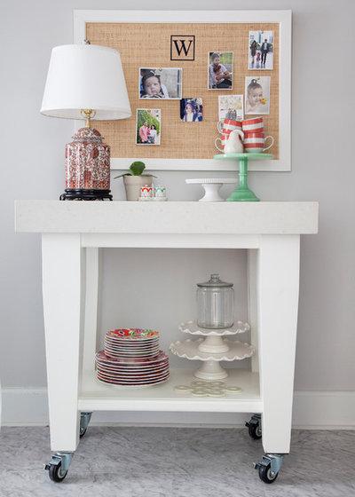 エクレクティック キッチン by Caitlin Wilson Design