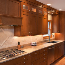Traditional Kitchen by Philbin Construction & Remodeling