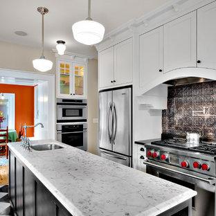 Phinney Residence kitchen