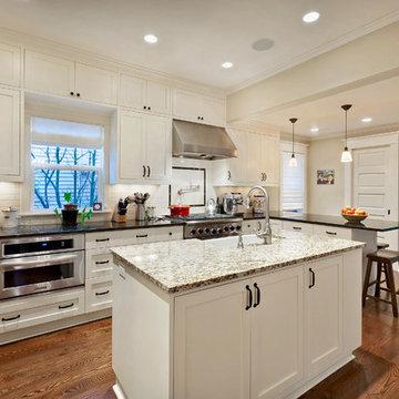 Phinney Ridge Kitchen