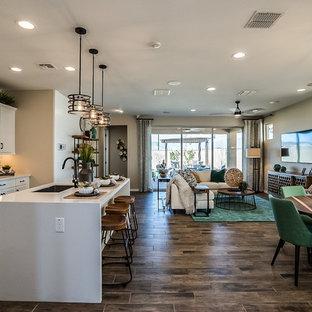 Litchfield Park, Arizona | Windrose - Castillo Bluebell Kitchen