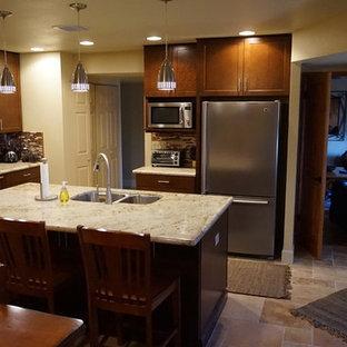 Phoenix Contemporary Kitchen & Master Bath Remodel