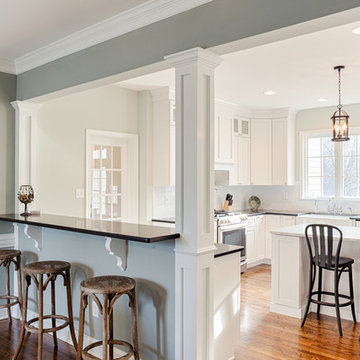 Phoenixville, PA : Bright and Airy Kitchen and Pass Through