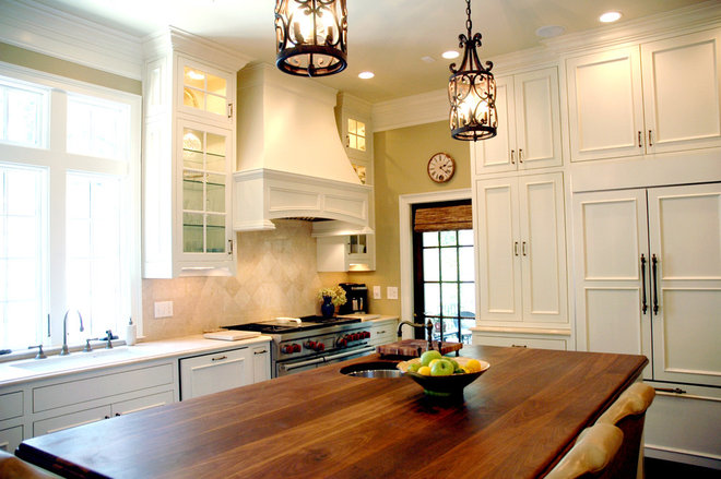 Eclectic Kitchen by Keystone Millworks Inc