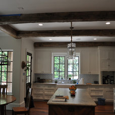 Traditional Kitchen by Atlanta Specialty Woods