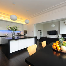 Contemporary Kitchen by Dam Architects