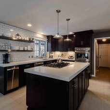 Contemporary Kitchen by Swartz Kitchens and Baths