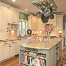 Traditional Kitchen by AK Complete Home Renovations