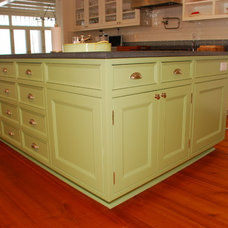 Traditional Kitchen by Horgan Millwork, Inc.