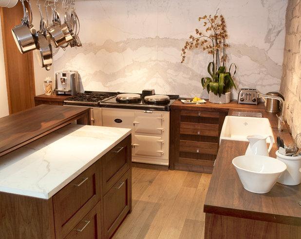 Contemporary Kitchen by SOMA Studio