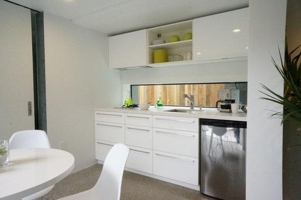 Modern Kitchen by Three Legged Pig Design