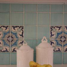 Mediterranean Kitchen by Fiorella Design
