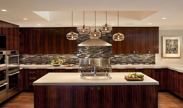 Contemporary Kitchen by EJ Interior Design, Eugenia Jesberg