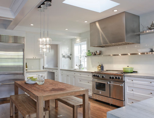 white kitchens on houzz tips from the experts. Black Bedroom Furniture Sets. Home Design Ideas