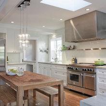"Beautiful 48"" BlueStar featured in a modern kitchen"