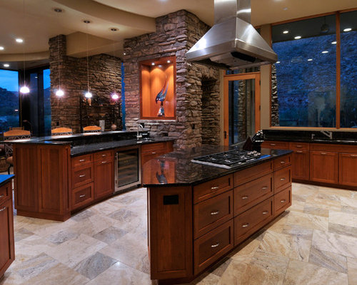 Tan Brown Granite Home Design Ideas, Pictures, Remodel and Decor