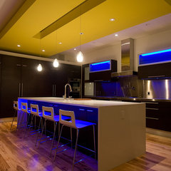 contemporary kitchen by Lucid Architecture