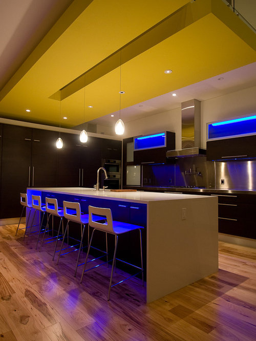 Under Island Lighting Home Design Ideas Pictures Remodel