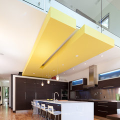 modern kitchen by Lucid Architecture