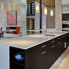 contemporary kitchen by John Senhauser Architects