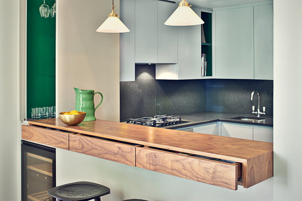 Contemporary Kitchen by marco joe fazio photography