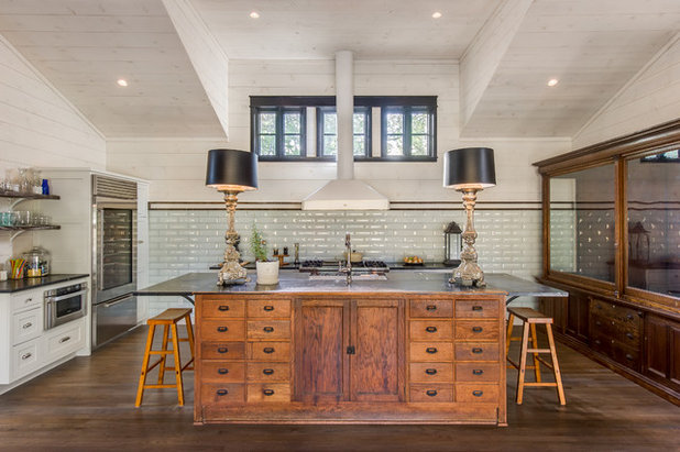 New This Week: 3 Barely There Kitchens