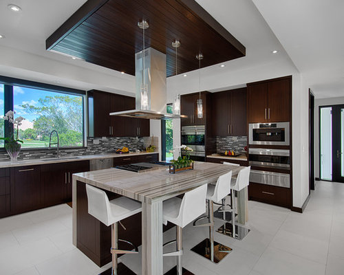 Wood drop ceiling ideas pictures remodel and decor for Dropped ceiling kitchen ideas