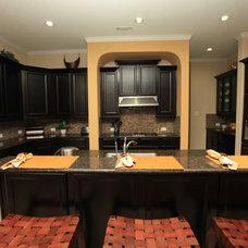 Contemporary Kitchen by BlackMark Design