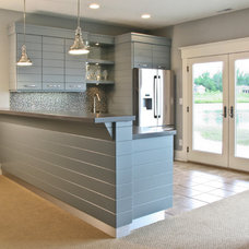 Traditional Kitchen by Visbeen Architects