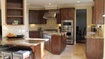 Pine Valley Traditional Kitchen