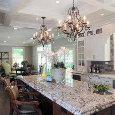 Kitchen by Courtney Burnett