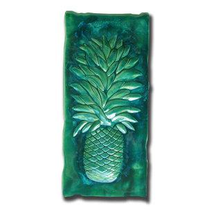 Pineapple Backsplash