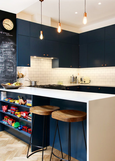 Contemporary Kitchen by Origin
